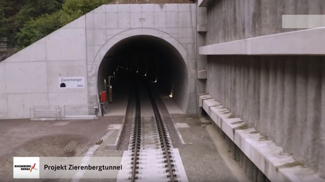 Video Zierenbergertunnel