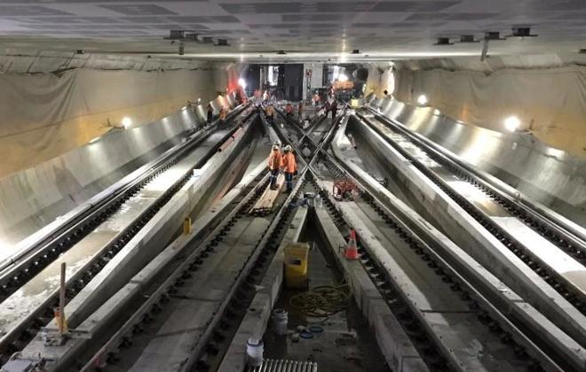 Sydney Metro Northwest Project