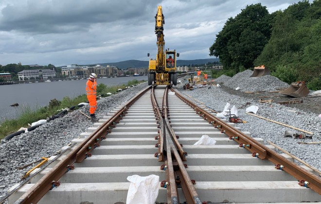 Track Construction and Renewals